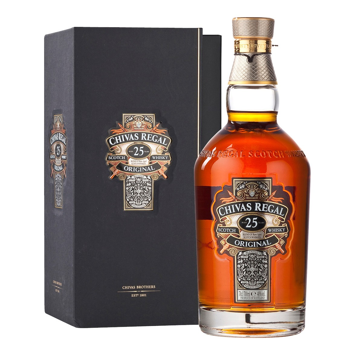 Rượu Chivas Royal Salute 25 – 750ml